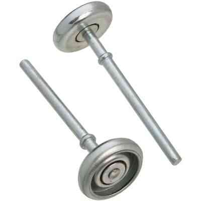 Prime-Line 1-7/8 In. Steel Ball Bearing Frantz 1/4 In. Garage Door Roller