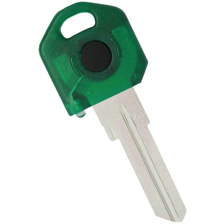 Giant HQ KeyLights Green LED Light Key Image 1