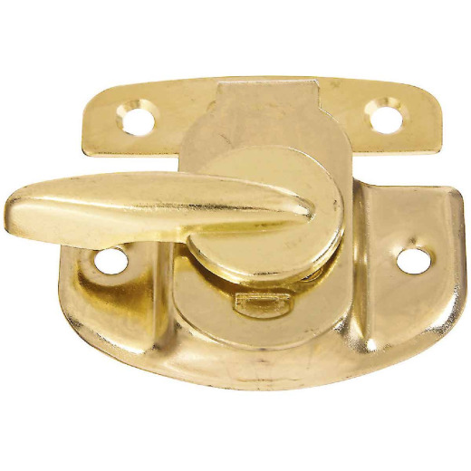 National Double Hung & Sliding Window Brass Cam Sash Lock