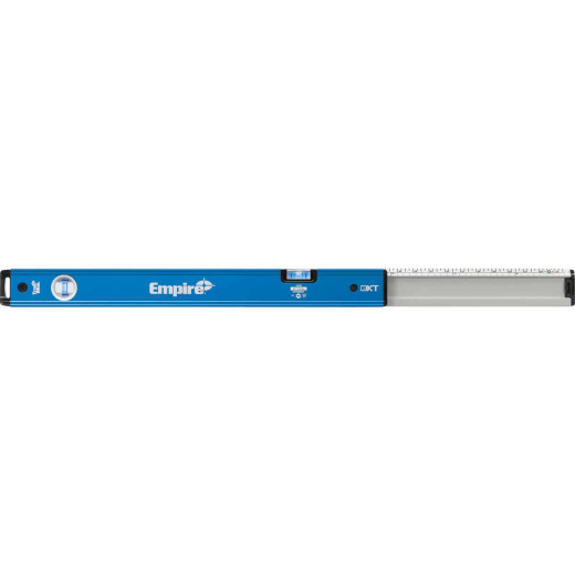 Empire True Blue 24 In. to 40 In. Aluminum Extendable Box Level
