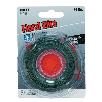 Hillman 100 Ft. Floral And Craft Wire